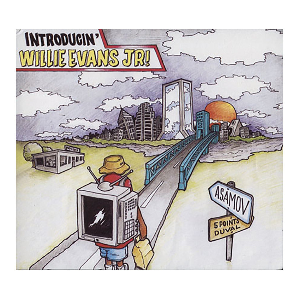 <!--020110712032000-->Willie Evans Jr. - 'Introducin'' [CD]