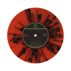 "<!--120150925071305-->MentPlus - 'Stormy Nights EP' [(Orange w/ Black Splatter) 7"" Vinyl Single]"