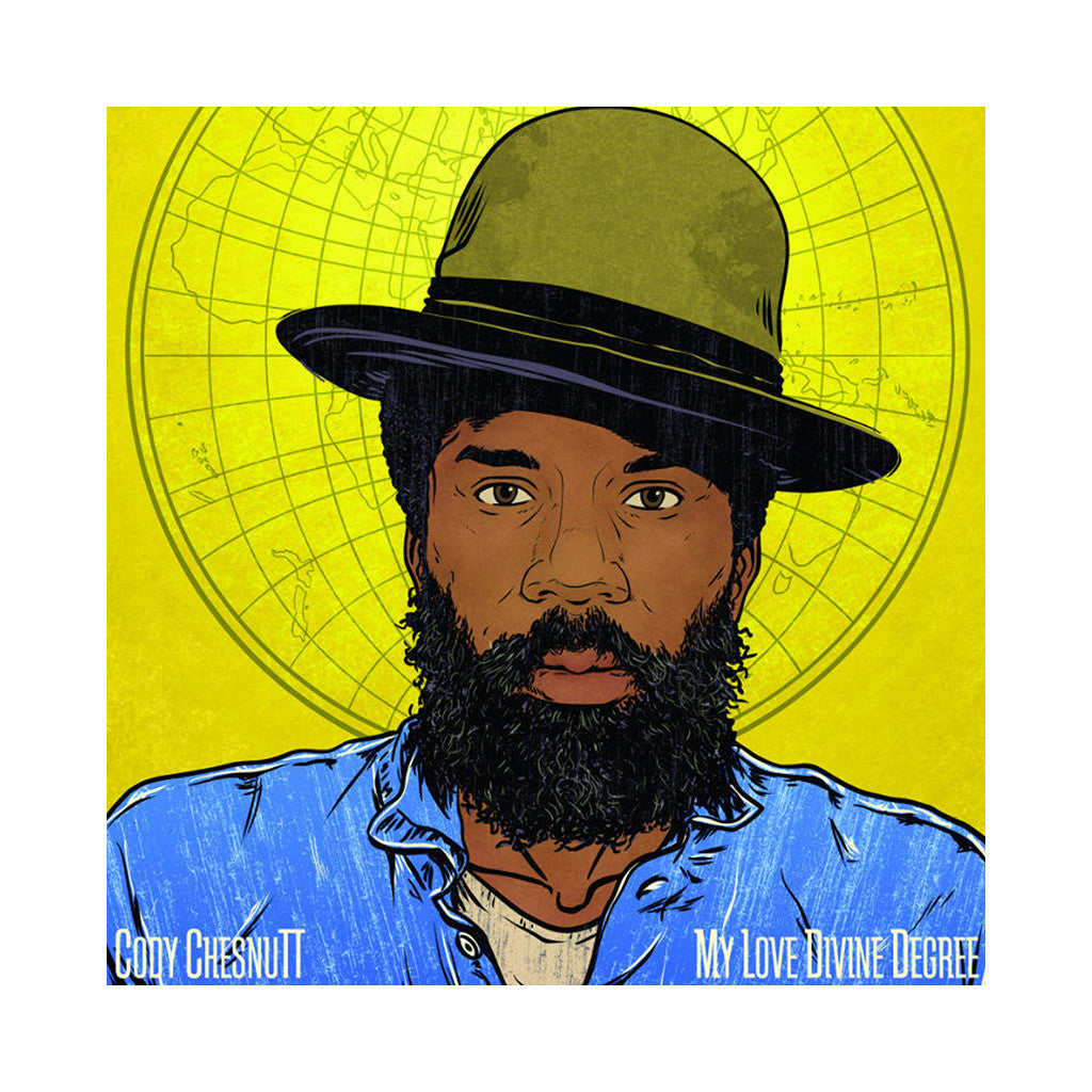Cody ChesnuTT - 'My Love Divine Degree' [CD]