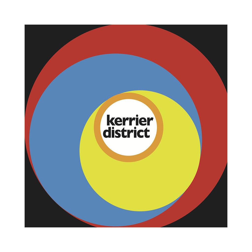 Kerrier District - 'Kerrier District' [CD [2CD]]