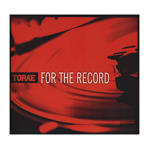 Torae - 'For The Record' [(Red) Vinyl [2LP]]