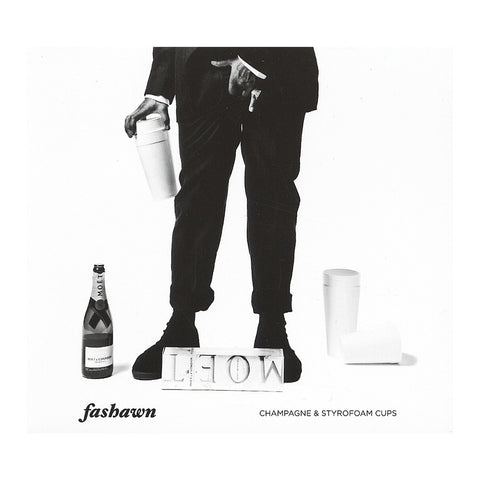 Fashawn - 'Champagne & Styrofoam Cups' [CD]
