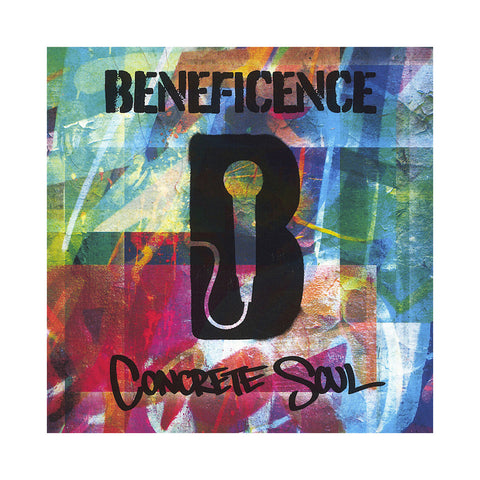 Beneficence - 'Concrete Soul' [CD]