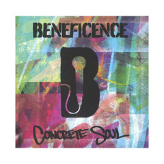 <!--120130205049724-->Beneficence - 'Concrete Soul' [(Black) Vinyl [2LP]]