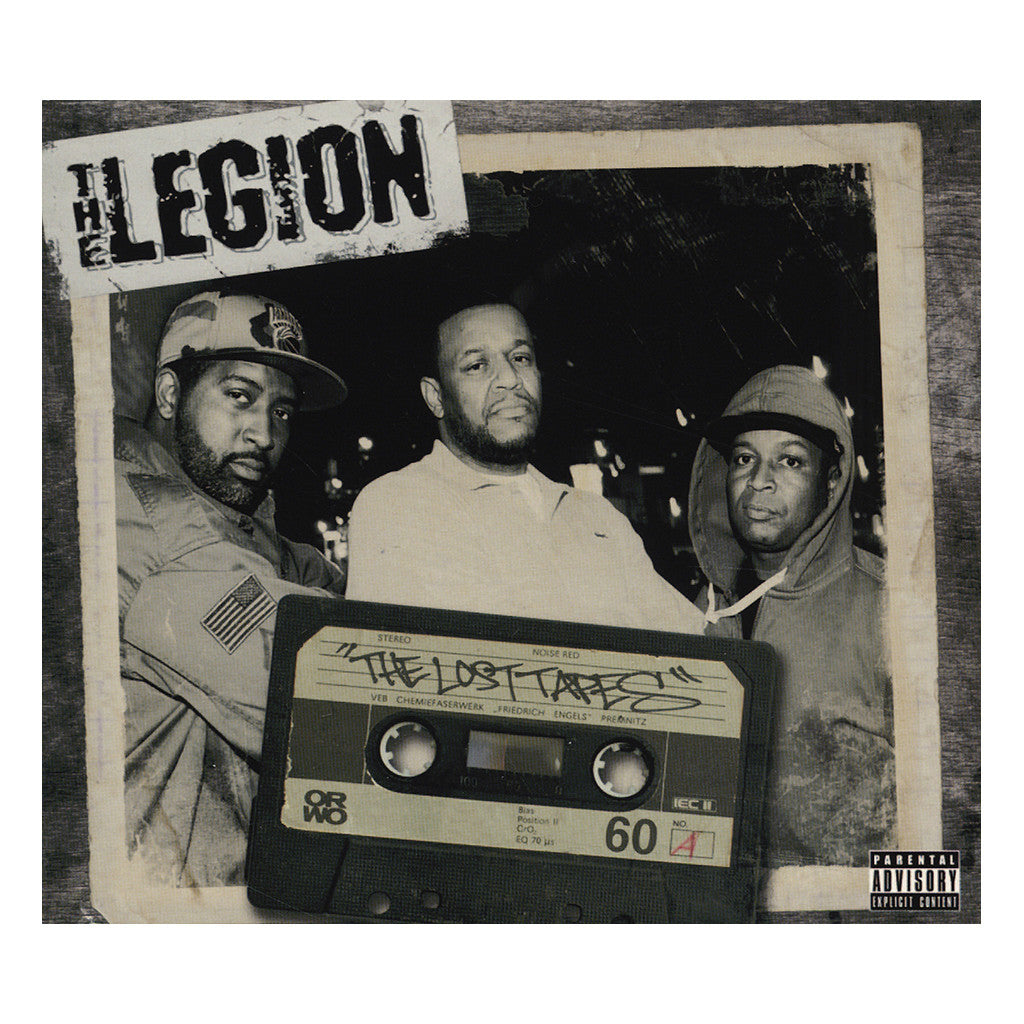 <!--2012032103-->The Legion - 'Straight Flow' [Streaming Audio]