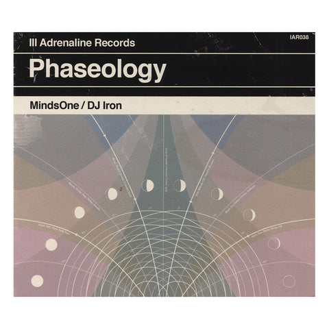 MindsOne & DJ Iron - 'Phaseology' [CD]
