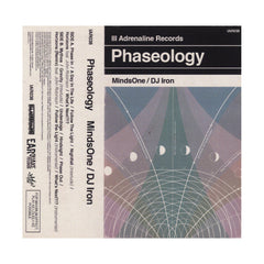 MindsOne & DJ Iron - 'Phaseology' [(Clear) Cassette Tape]