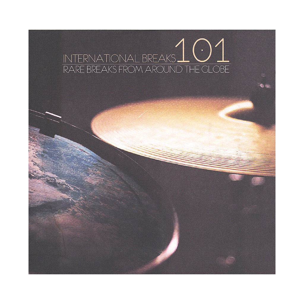 <!--120130514055516-->International Breaks - 'International Breaks 101: Rare Breaks From Around The Globe' [(Black) Vinyl LP]
