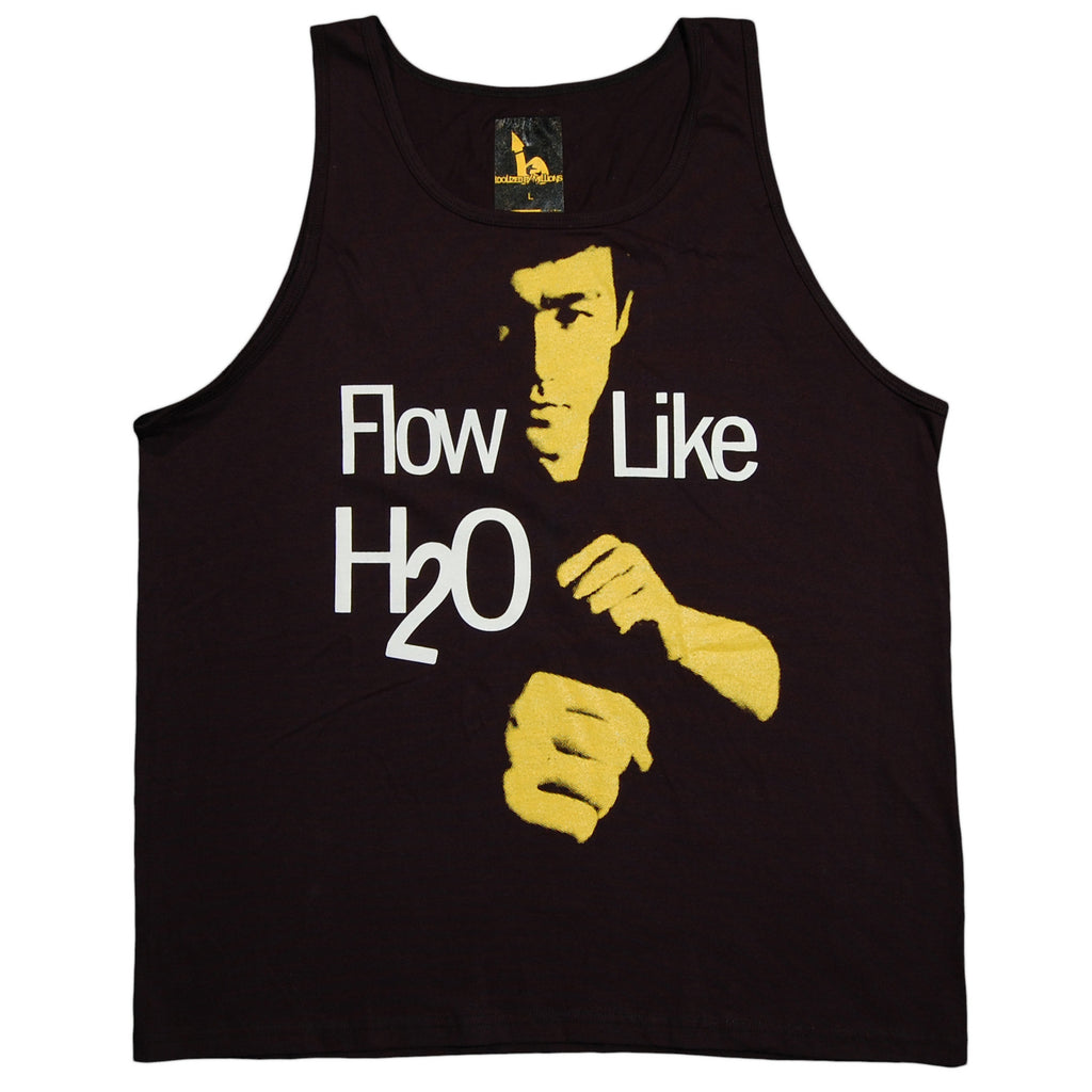 <!--2012092504-->Idolized By Millions - 'Flow Like H2O' [(Black) Tank Top]