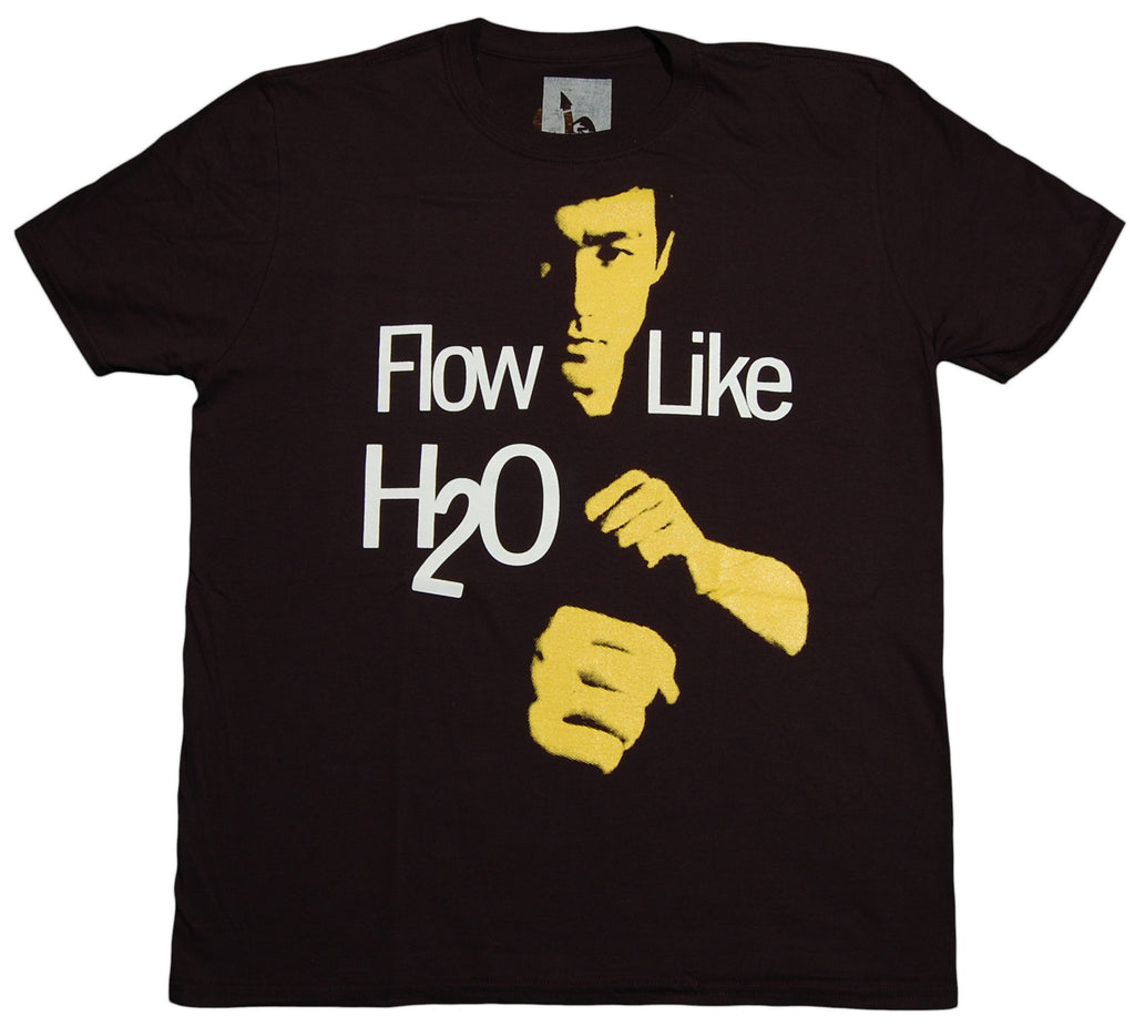 <!--2012092500-->Idolized By Millions - 'Flow Like H2O' [(Black) T-Shirt]