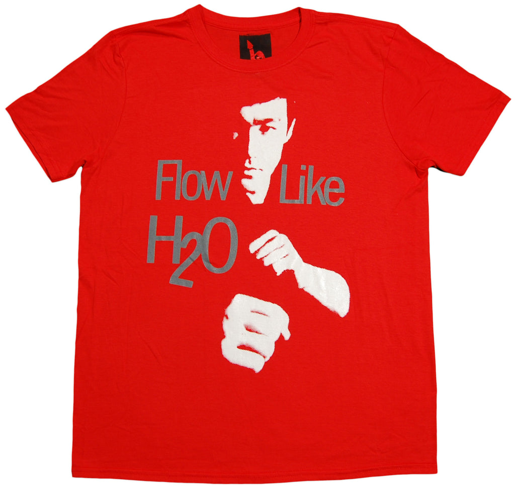 <!--2012092552-->Idolized By Millions - 'Flow Like H2O' [(Red) T-Shirt]