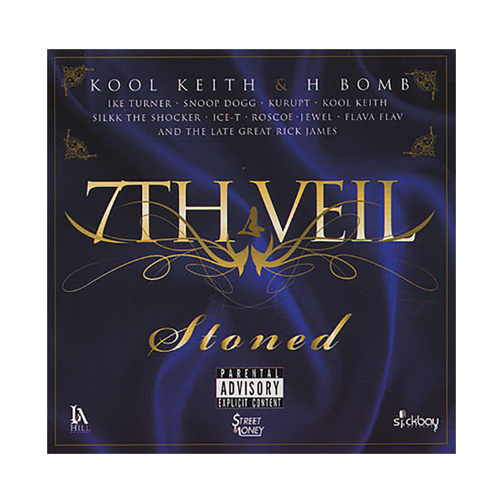 <!--020090421015420-->7th Veil - 'Stoned' [CD]