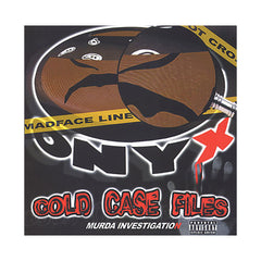 <!--120080819014283-->Onyx - 'Cold Case Files' [CD]