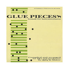 <!--020071127011266-->DJ DQ & Maker - 'Glue Pieces: Sounds For Instrumentation' [(Black) Vinyl LP]