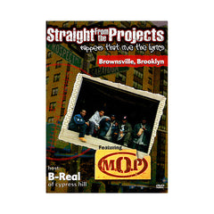 <!--020020101006383-->M.O.P. - 'Straight From The Projects: Brownsville, Brooklyn' [DVD]