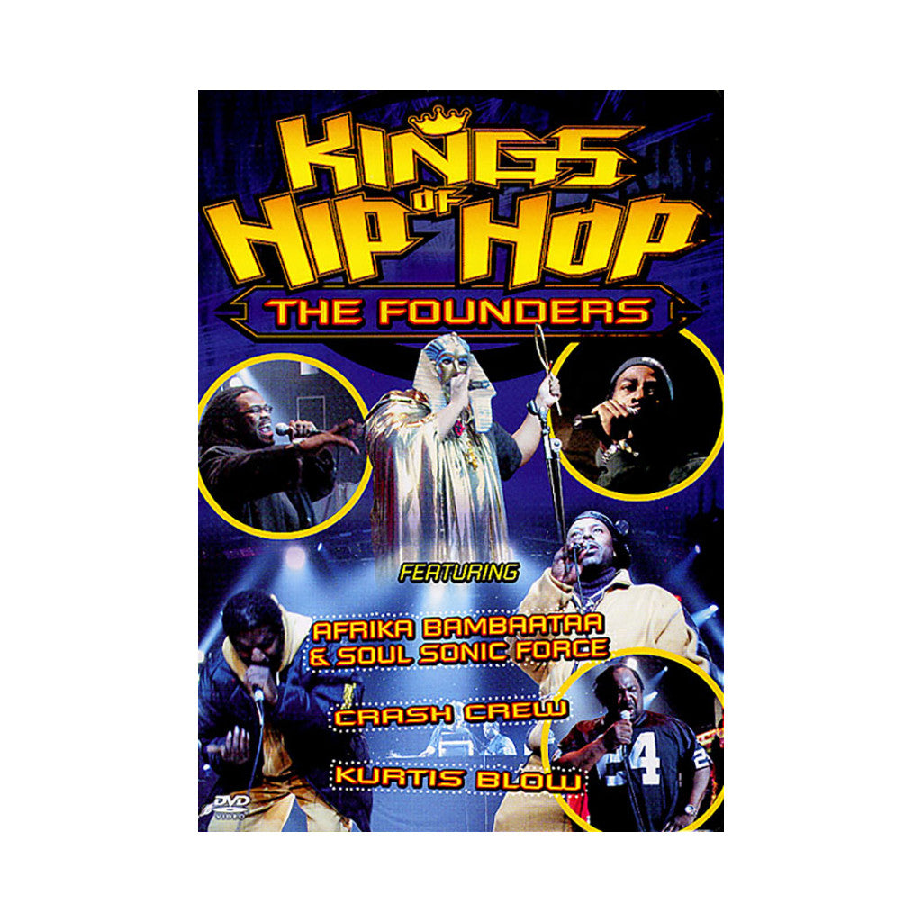 Kings Of Hip Hop - 'The Founders' [DVD]