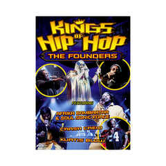<!--120030101006391-->Kings Of Hip Hop - 'The Founders' [DVD]
