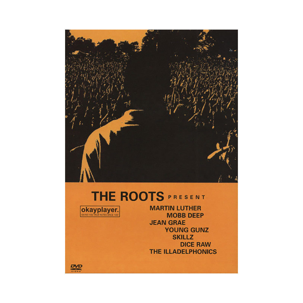 The Roots - 'Roots Present (Live NYC Concert Summer '04)' [DVD]