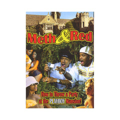 <!--020050101007925-->Method Man & Redman - 'How To Throw A Party At The Playboy Mansion!' [DVD]