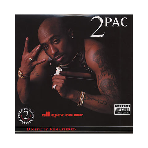 "[""2Pac - 'All Eyez On Me' [(Black) Vinyl [4LP]]""]"