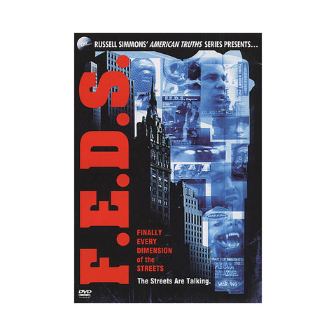"[""F.E.D.S. - 'F.E.D.S. (Finally Every Dimension Of The Streets)' [DVD]""]"