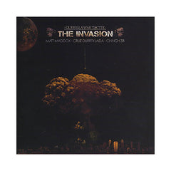 Guerilla War Tactix - 'The Invasion' [CD]