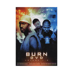 <!--020050524005262-->Burn - 'Vol. 1' [DVD]