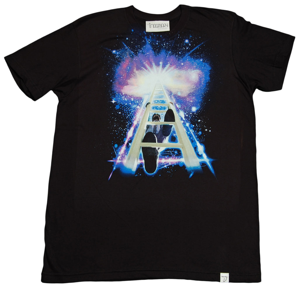 <!--2012052915-->Imaginary Foundation - 'Upgrade' [(Black) T-Shirt]