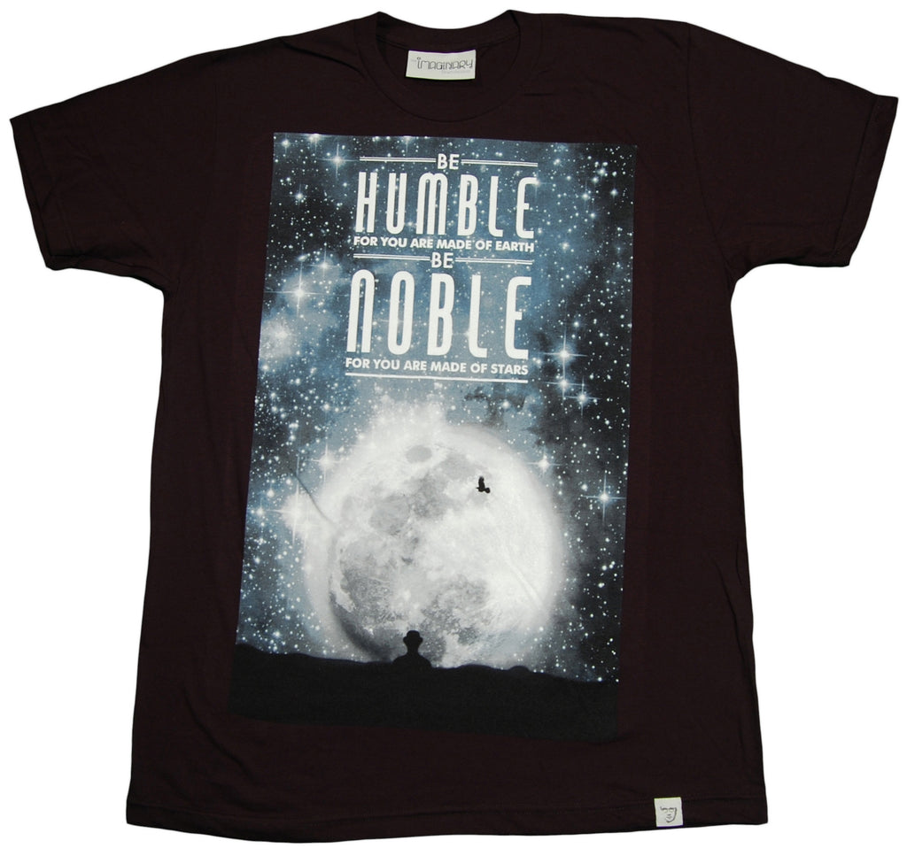 <!--2013060446-->Imaginary Foundation - 'Noble' [(Black) T-Shirt]