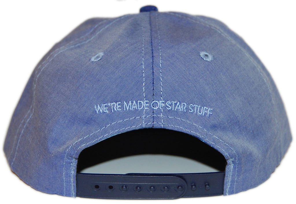 <!--020130312054967-->Imaginary Foundation - 'Cosmic' [(Light Blue) Snap Back Hat]
