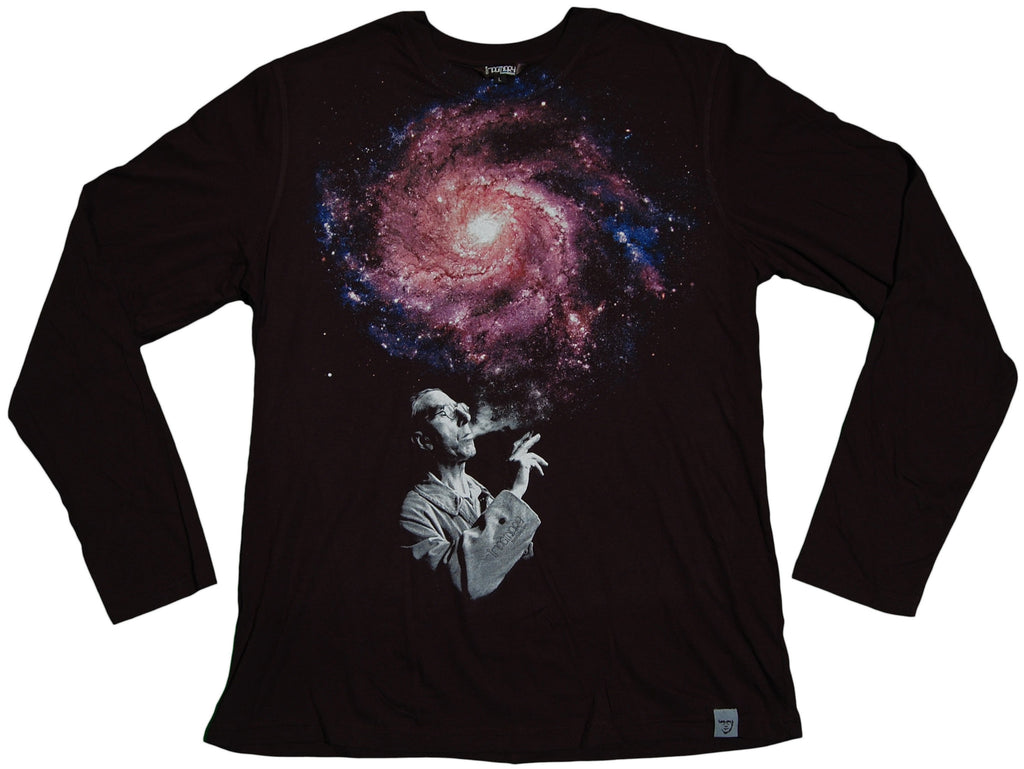 <!--2011091322-->Imaginary Foundation - 'Infinite' [(Black) Long Sleeve Shirt]