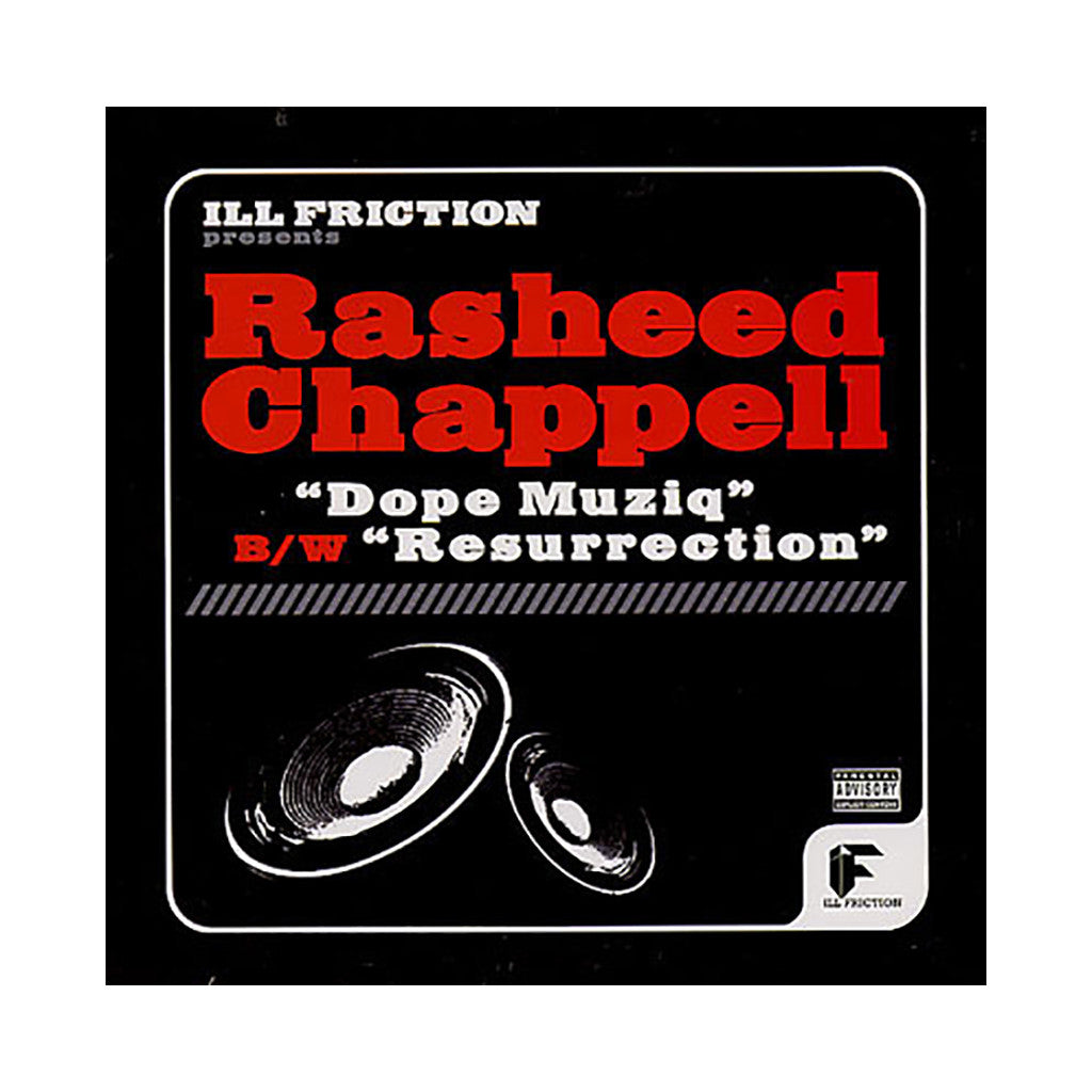 <!--2009031712-->Rasheed Chappell - 'Dope Muziq' [Streaming Audio]