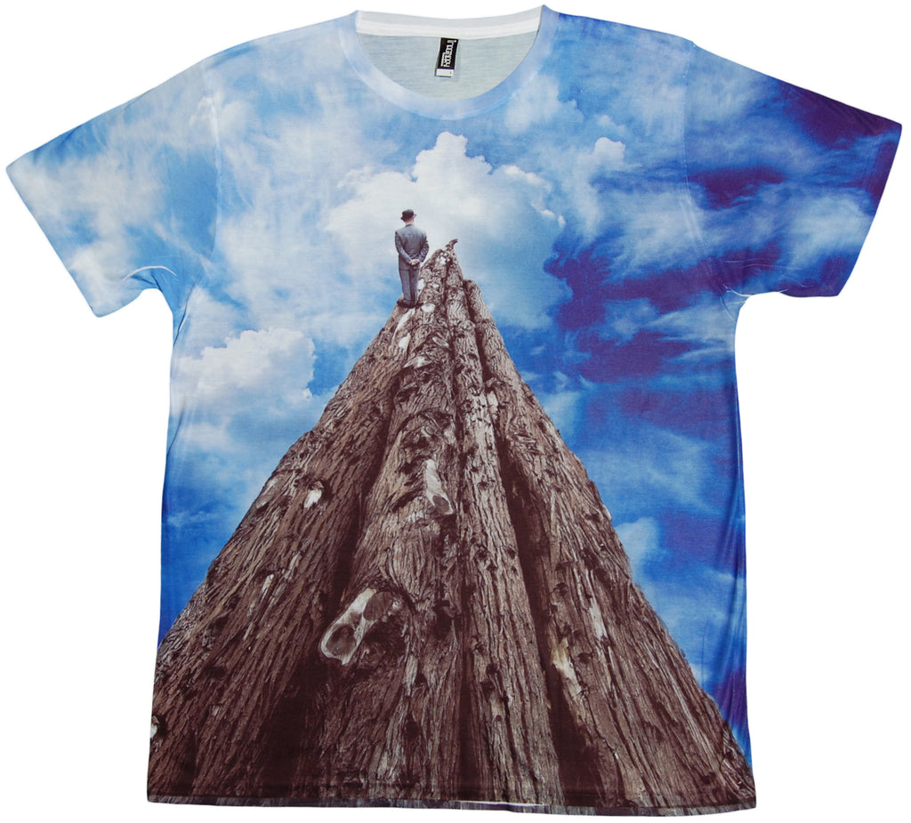 <!--2011091337-->Imaginary Foundation - 'Spike Sublimation' [(Multi-Color) T-Shirt]