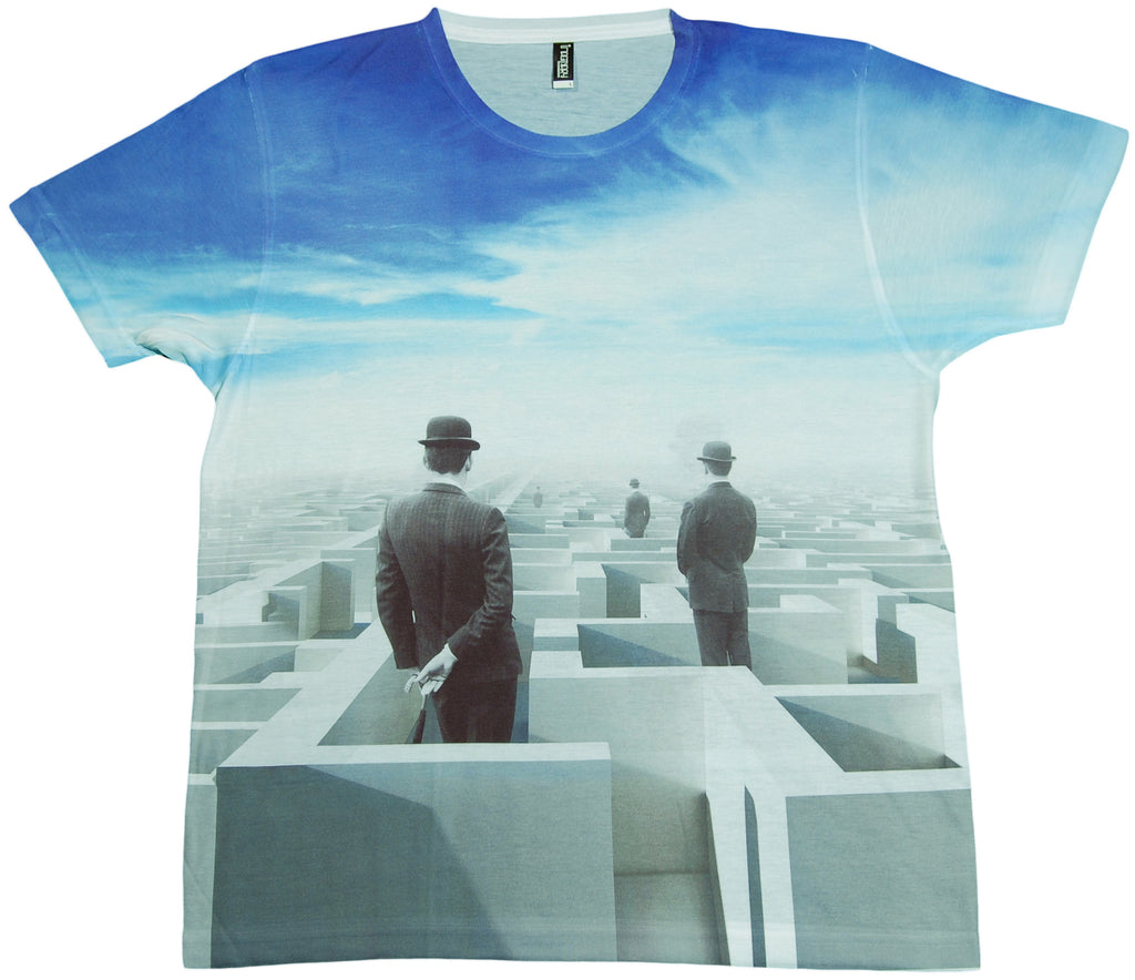 <!--2011091345-->Imaginary Foundation - 'Horizon Sublimation' [(Multi-Color) T-Shirt]