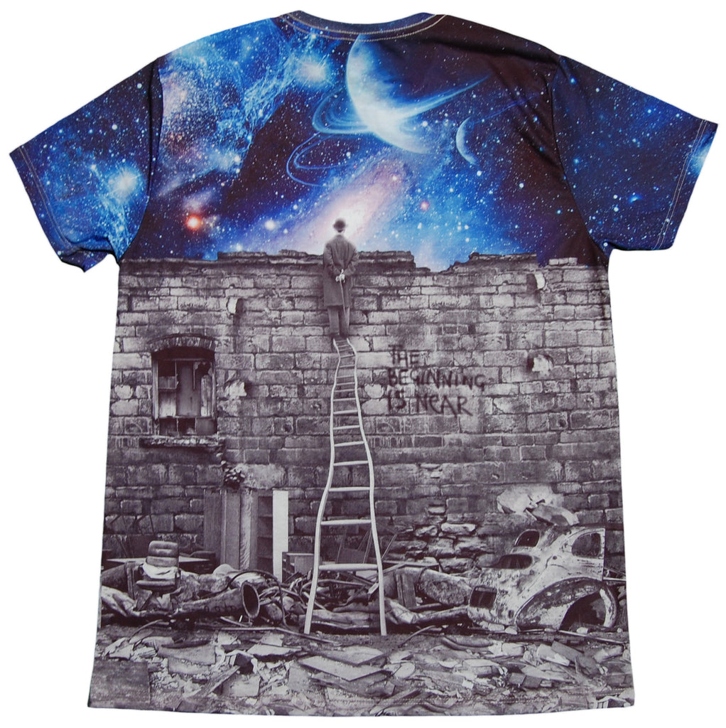<!--2012092554-->Imaginary Foundation - 'Beginning Sublimation' [(Multi-Color) T-Shirt]