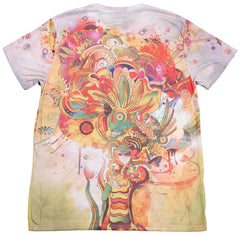 <!--2012062637-->Imaginary Foundation - 'Botanical Dimensions Sublimation' [(Multi-Color) T-Shirt]