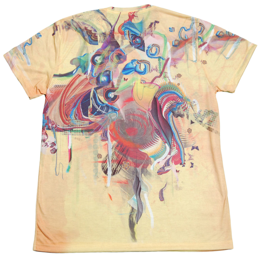 <!--2012062637-->Imaginary Foundation - 'Etilazh Sublimation' [(Multi-Color) T-Shirt]
