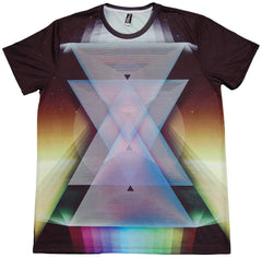 <!--2012092546-->Imaginary Foundation - 'Entry Sublimation' [(Multi-Color) T-Shirt]
