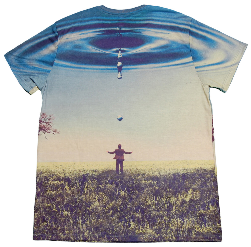 <!--2012120426-->Imaginary Foundation - 'Droplet Sublimation' [(Multi-Color) T-Shirt]