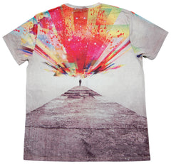 <!--2013031235-->Imaginary Foundation - '3-Point Sublimation' [(Multi-Color) T-Shirt]
