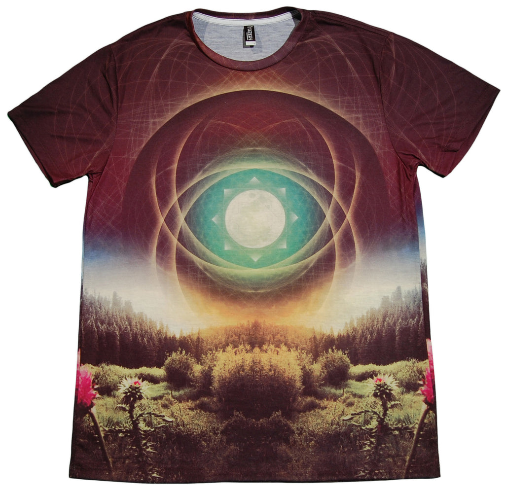 <!--2013060414-->Imaginary Foundation - 'Encompass Sublimation' [(Multi-Color) T-Shirt]