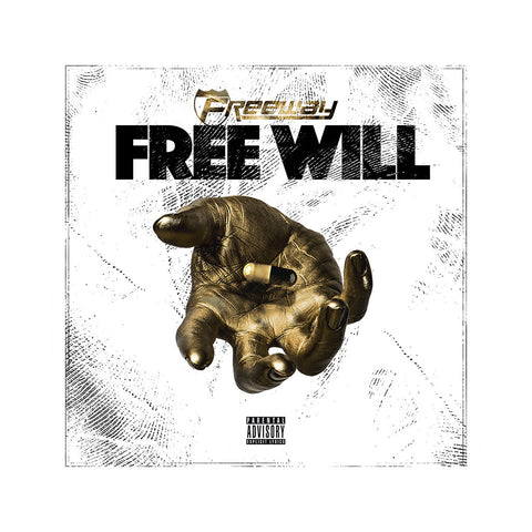 "[""Freeway - 'Free Will' [CD]""]"