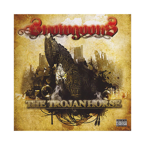 Snowgoons - 'The Trojan Horse' [CD]