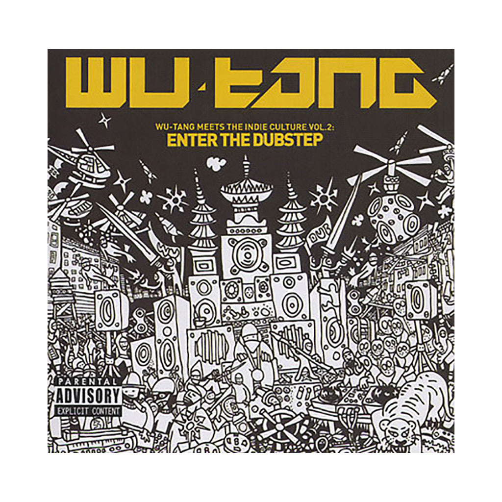 <!--2009111013-->Wu-Tang Clan - 'Wu-Tang Meets The Indie Culture Vol. 2: Enter The Dubstep' [CD [2CD]]