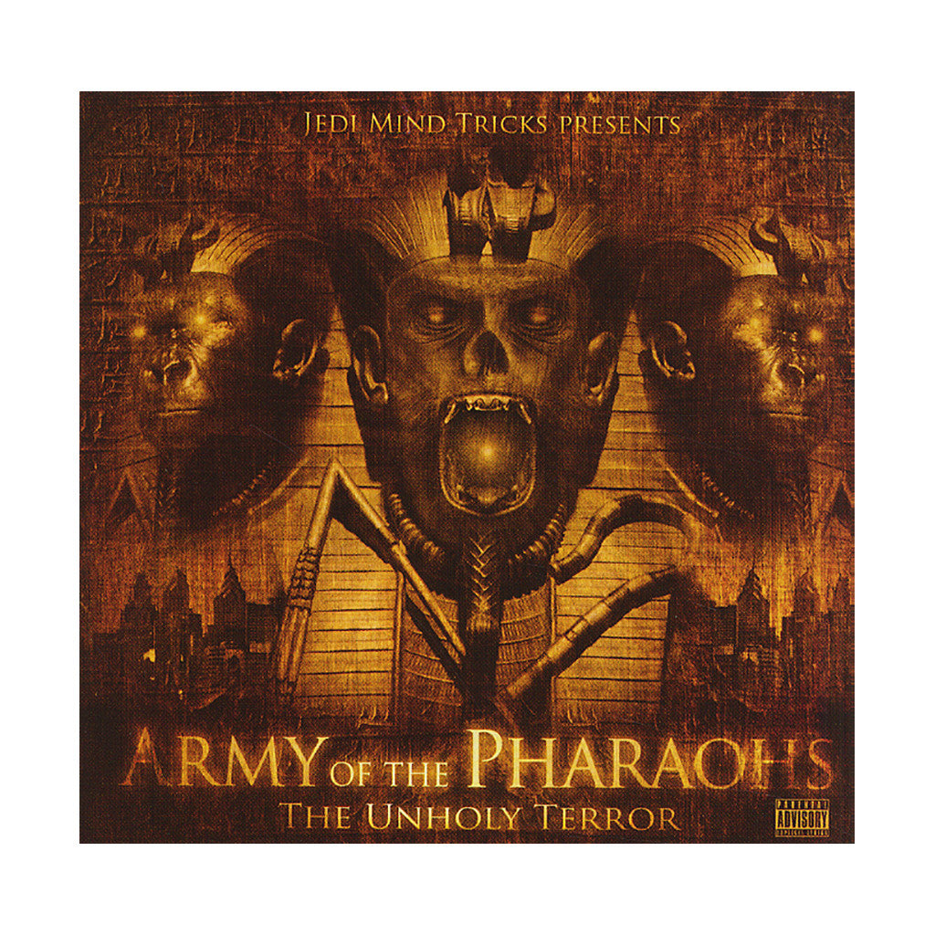 <!--2010032222-->Army Of The Pharaohs - 'Agony Fires' [Streaming Audio]