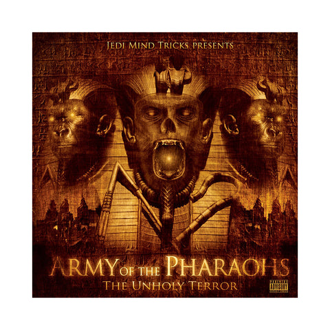 Army Of The Pharaohs - 'The Unholy Terror' [CD]