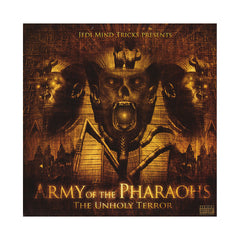 <!--020130806042550-->Army Of The Pharaohs - 'The Unholy Terror' [(Clear Orange) Vinyl [2LP]]