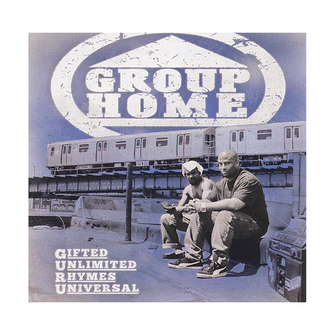 Group Home - 'Gifted Unlimited Rhymes Universal' [CD]