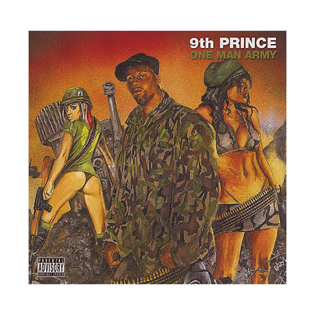 <!--2010101202-->9th Prince - 'One Man Army' [CD]