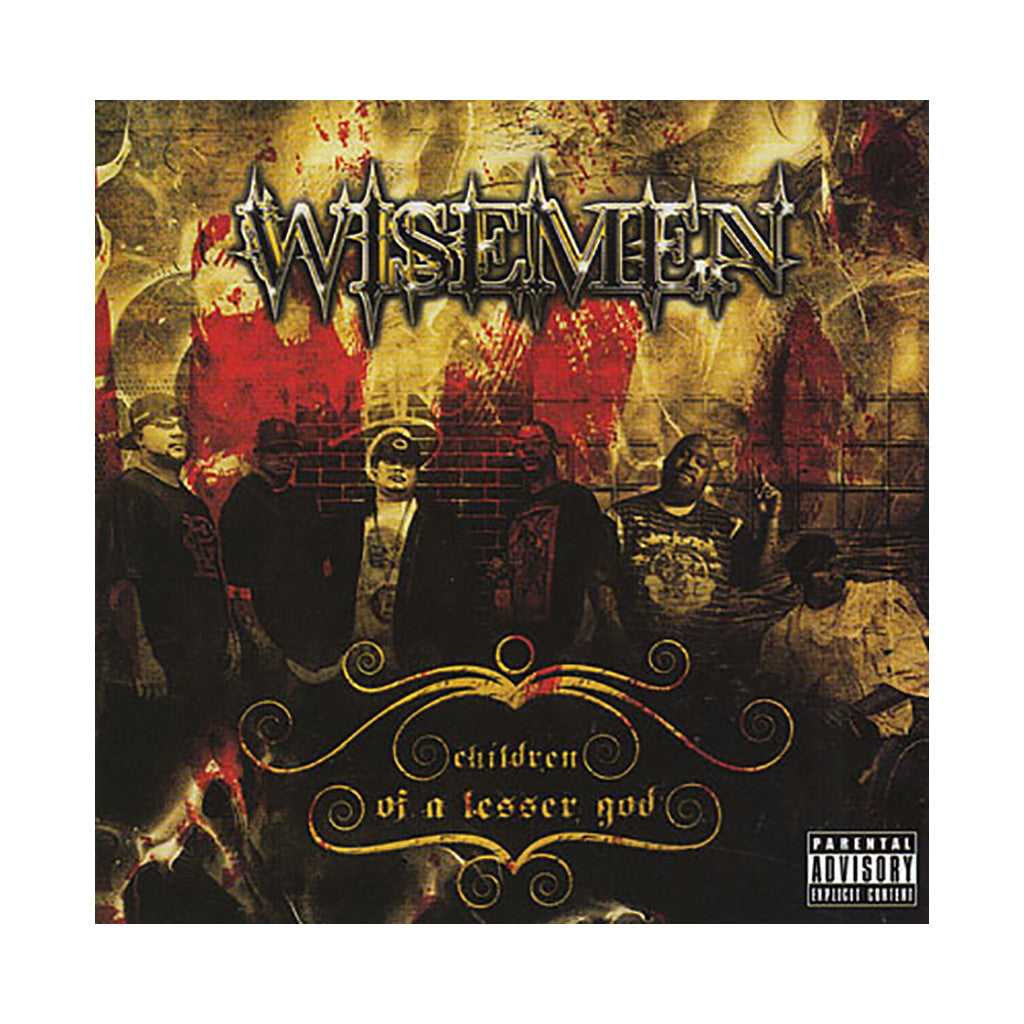 <!--120101026022865-->Wisemen - 'Children of A Lesser God' [CD]